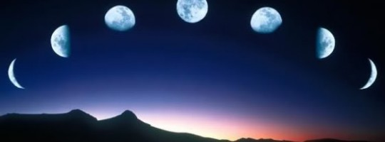 Οι 8 φάσεις της Σελήνης και πώς μας επηρεάζουν