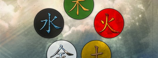Συμπαντικά Στοιχεία - Κινέζικη Αστρολογία