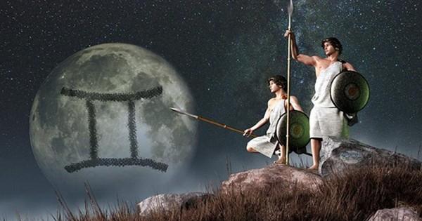 Σελήνη στους Διδύμους