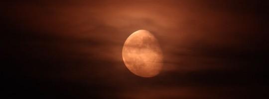 Σελήνη σε χάση – Φθίνων Αμφίκυρτος