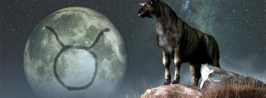 Σελήνη στον Ταύρο