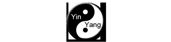 Κοσμικές Δυνάμεις (φύση): yin-yang