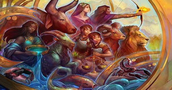 Οι Αστρολογικές Προβλέψεις για την Πέμπτη 04-07-219 για όλα τα ζώδια