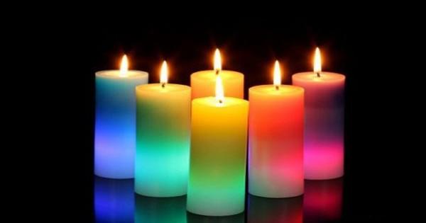 Η Μαγεία των Ενεργειακών Κεριών μέσα στο σπίτι