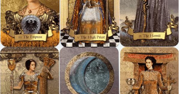 Χαρτομαντεία Arcana – Τα μυστικά θα αποκαλυφθούν