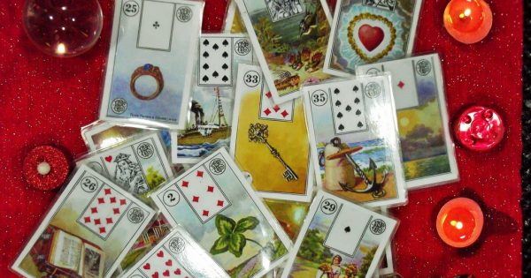 Χαρτομαντεία Lenormand – Μια νέα ιστορία αγάπης ξεκινάει