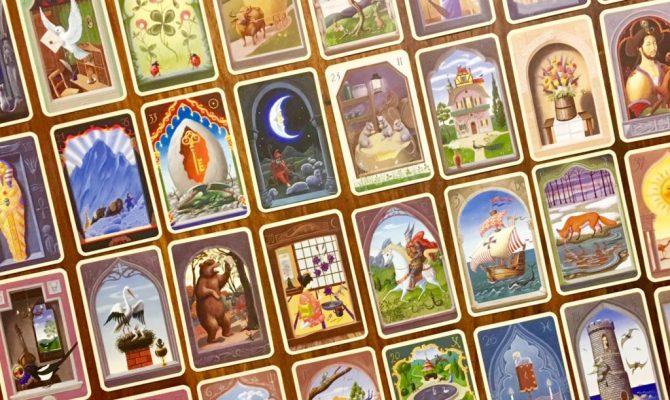 Οι κάρτες της Lenormand προβλέπουν για τα χωρισμένα ζευγάρια