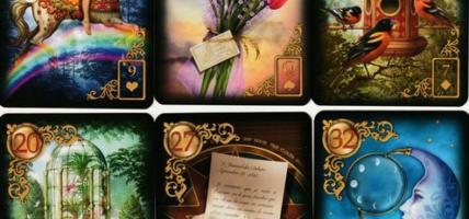 Χαρτομαντεία HAL G – Συντροφικά δώρα αγάπης