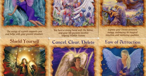 Οι κάρτες των Αγγέλων προβλέπουν για ελεύθερους και δεσμευμένους